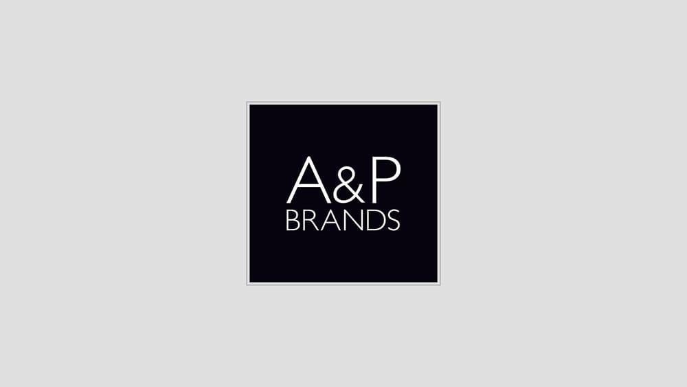 A&P BRANDS projekt logo