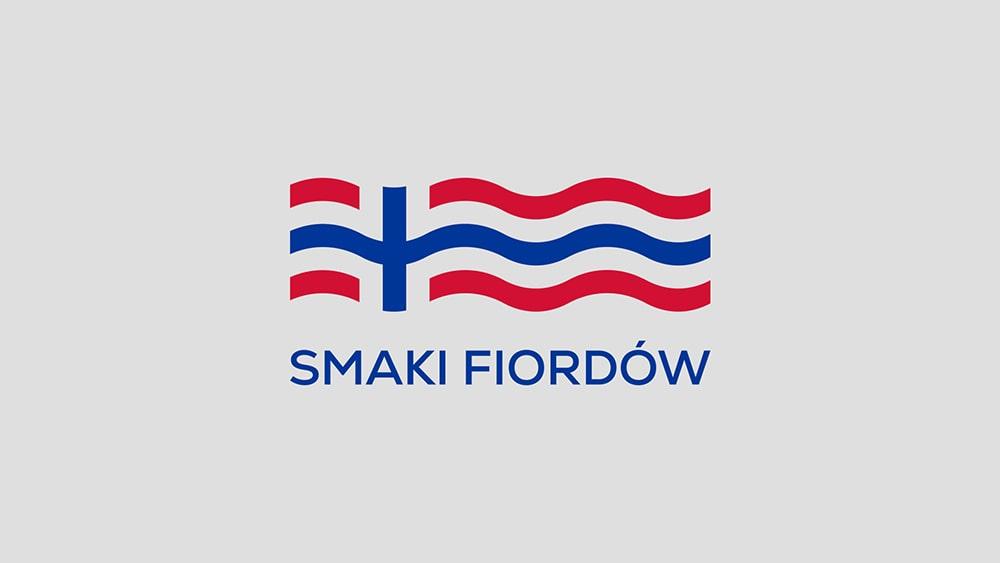 Smaki Fiordów projekt logo