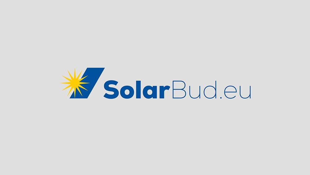 SolarBud projekt logo